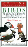 Birds of Britain and Europe Hardcover 1993