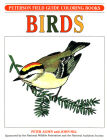 A Field Guide to the Birds Coloring Book